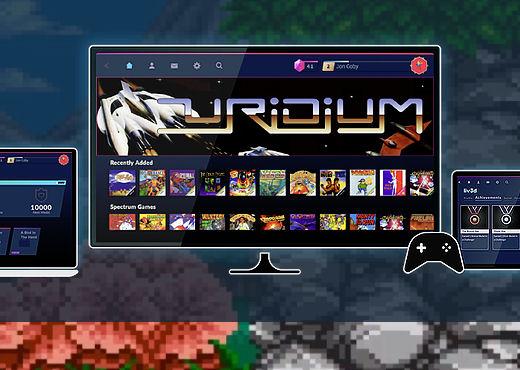 Antstream streaming retro games service