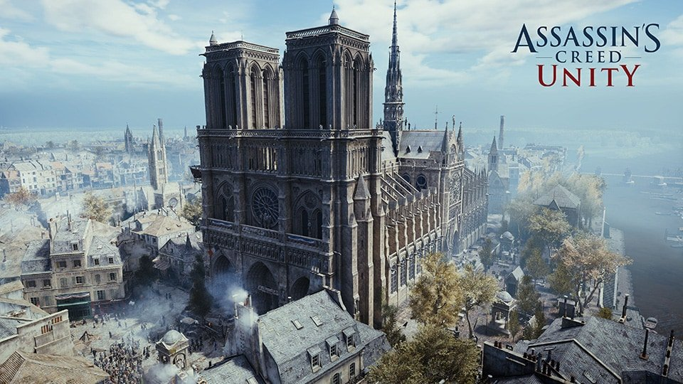 Ybisoft assassin's creed unity