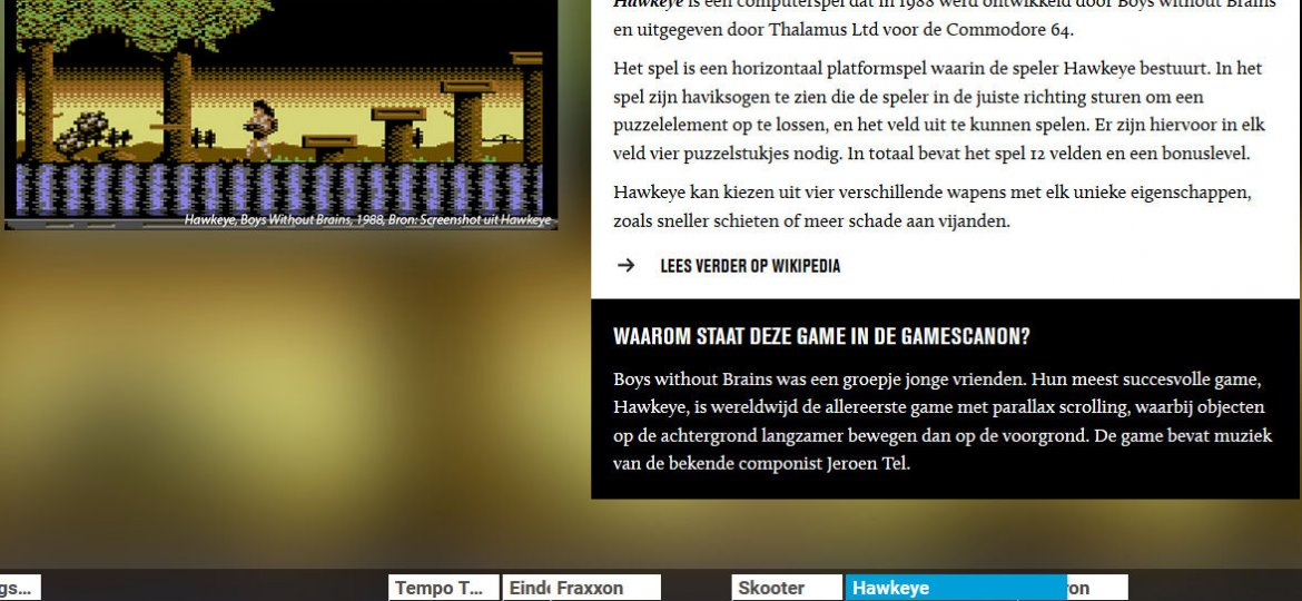 Netherlands - Beeld en Geluid - Dutch game development history