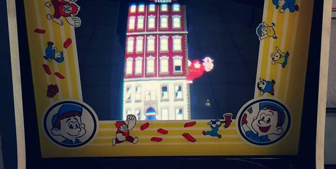 Fix It Felix Jr Arcade - Vigamus Rome