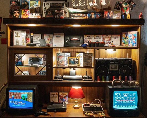 LVLup Interactive Video Game Museum Tallinn Estonia